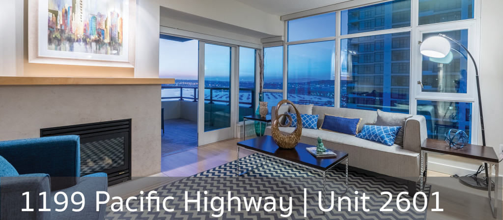 1199 Pacific Highway   Unit 2601